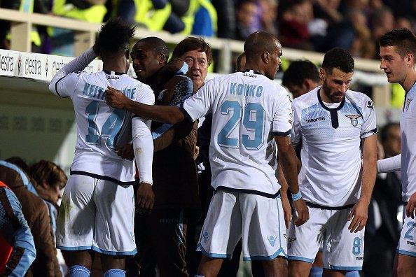 Fiorentina-Lazio 1-3 Video Gol partita