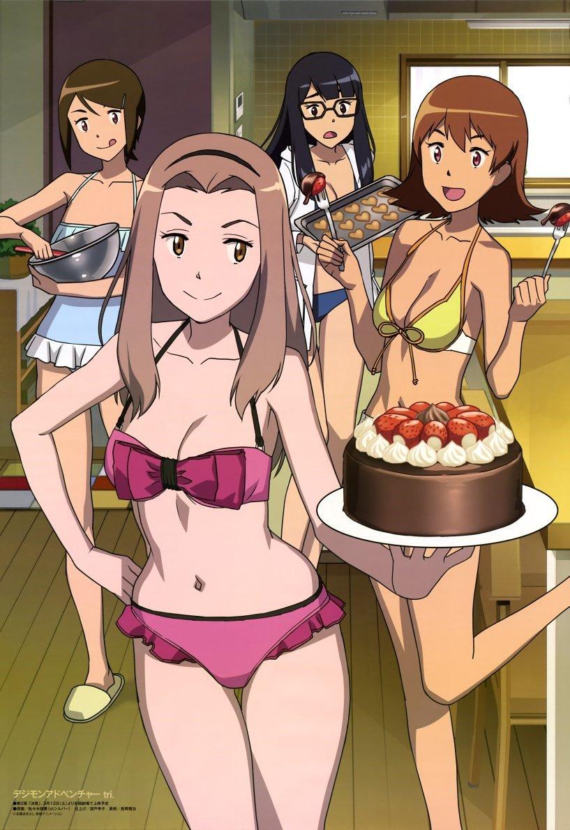 Prévia da edição de fevereiro da Animedia CYTd_imUQAASFXY