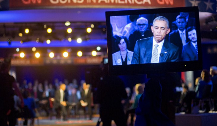 Obama-CNN gun propaganda beaten in ratings by reruns of Family Guy and American Dad