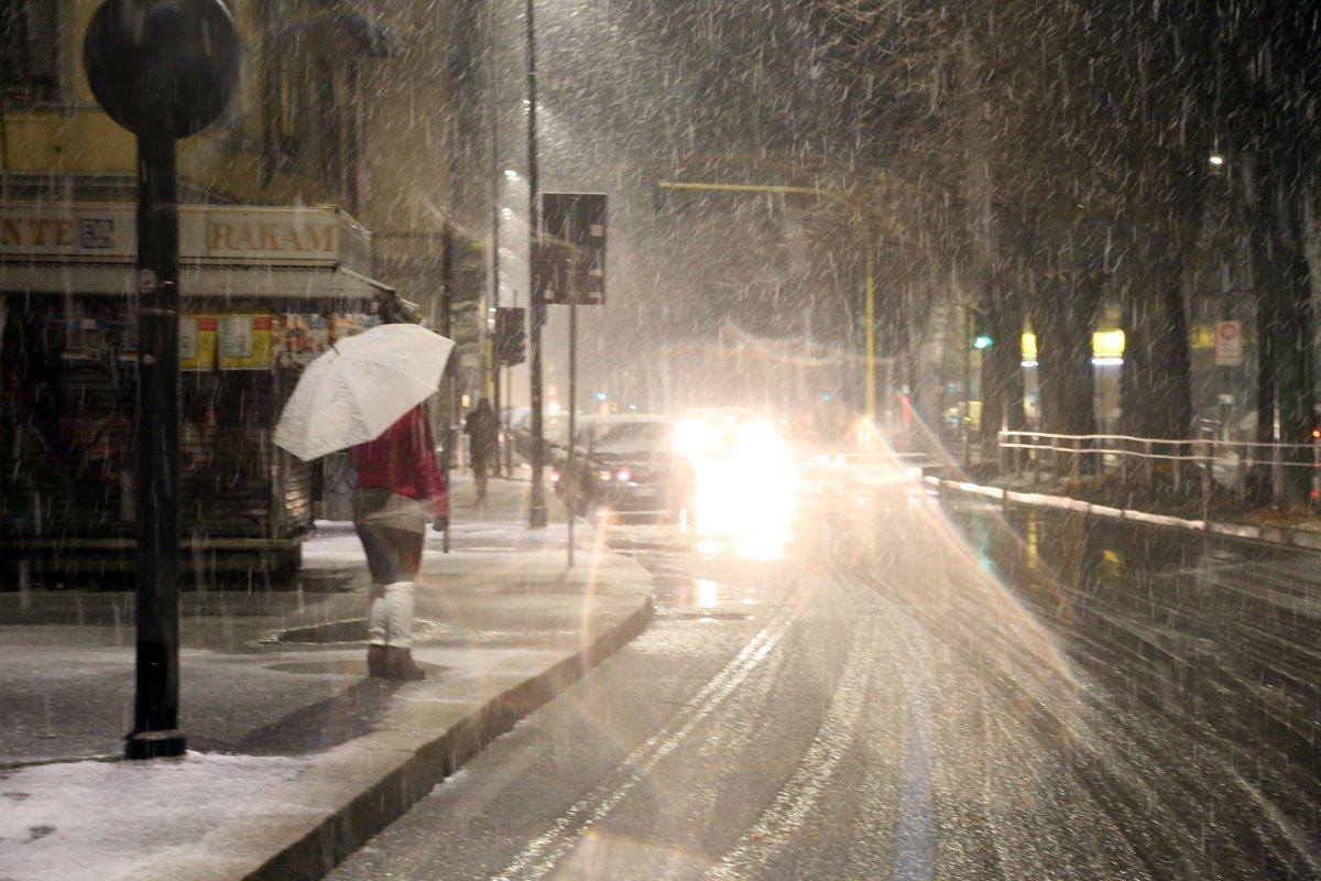 Maltempo: allerta temporali e venti forti