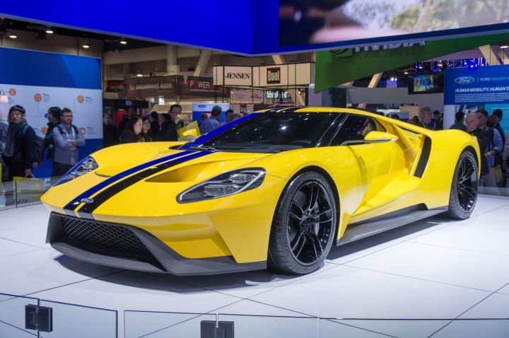 We Saw Some Seriously Cool Cars At Ces Including The Ford - Cool 2017 cars