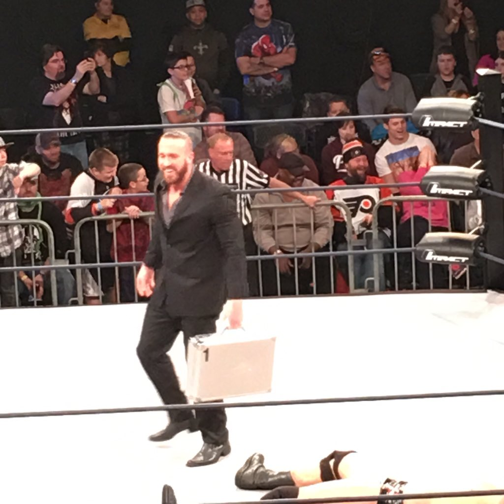 Time for @MariaLKanellis and @RealMikeBennett. https://t.co/4W0Y0j8SCZ