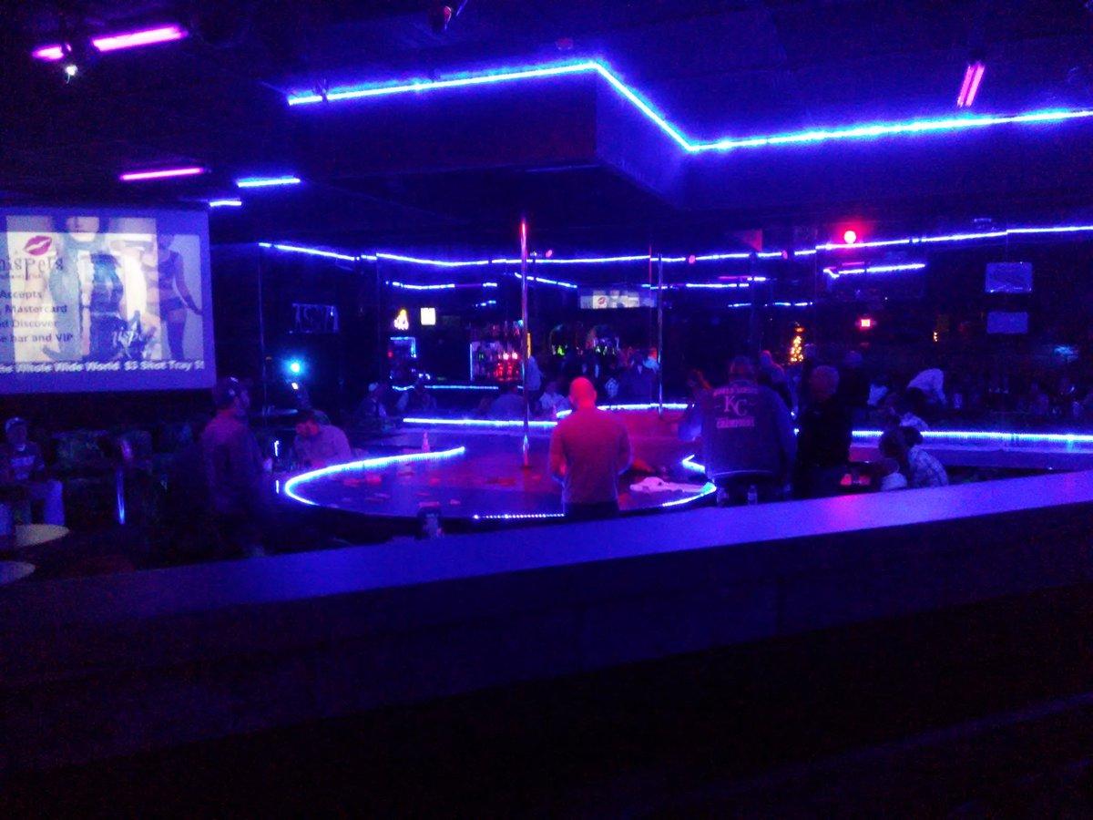 Strip clubs near mci airport