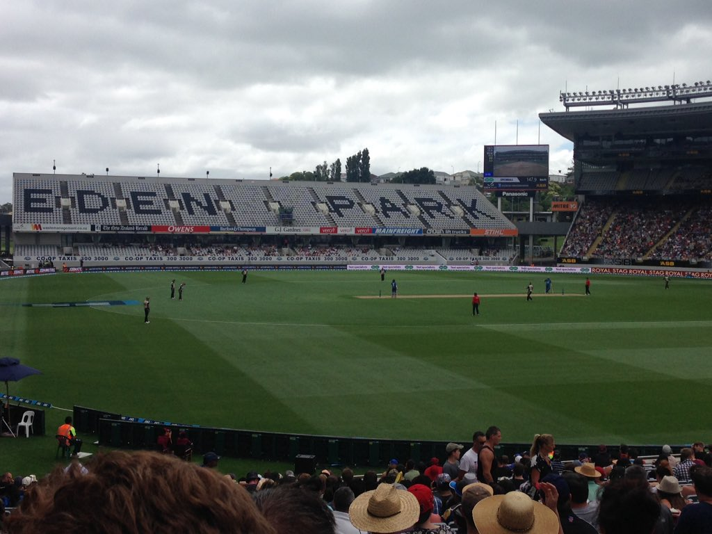 Thumbnail for BLACKCAPS v Sri Lanka - 2nd ANZ T20, Eden Park