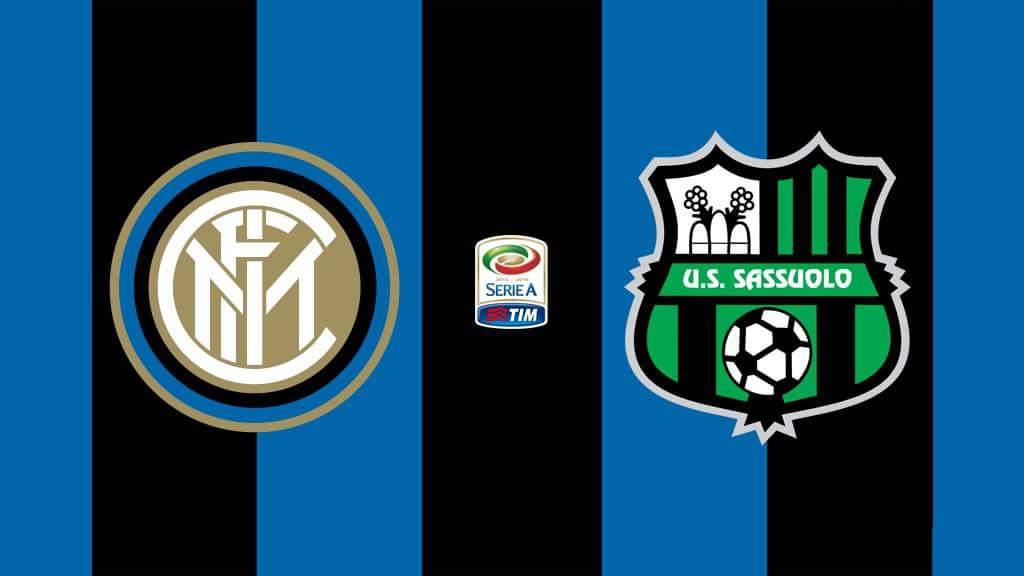 : Come vedere INTER-SASSUOLO Streaming Gratis e Diretta Calcio TV Oggi