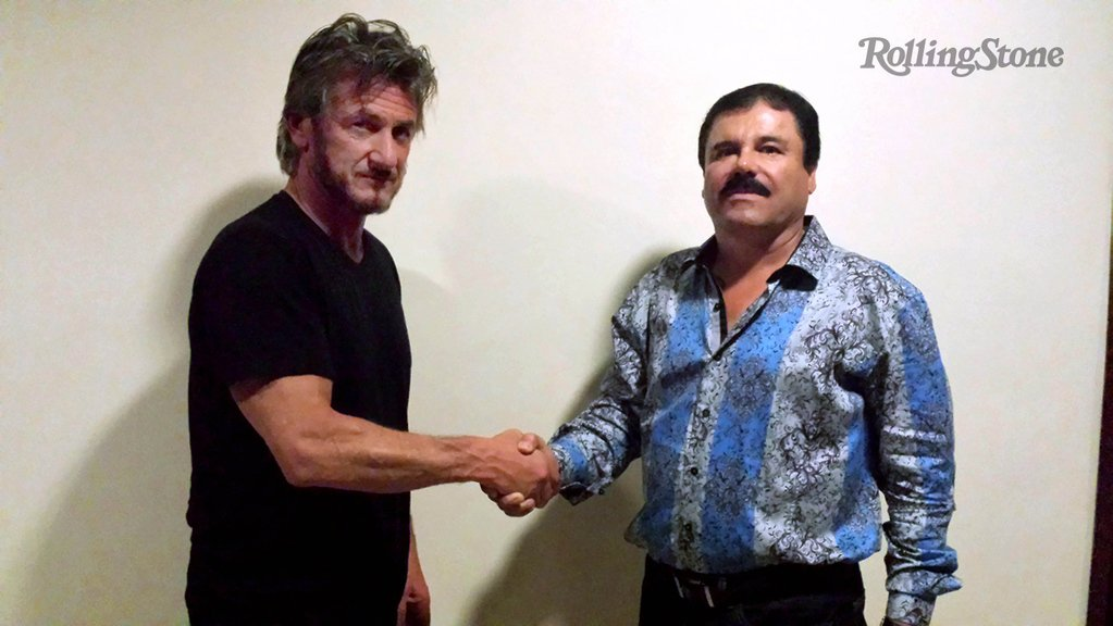 'El Chapo' secretly met Sean Penn in Mexican jungle before his arrest