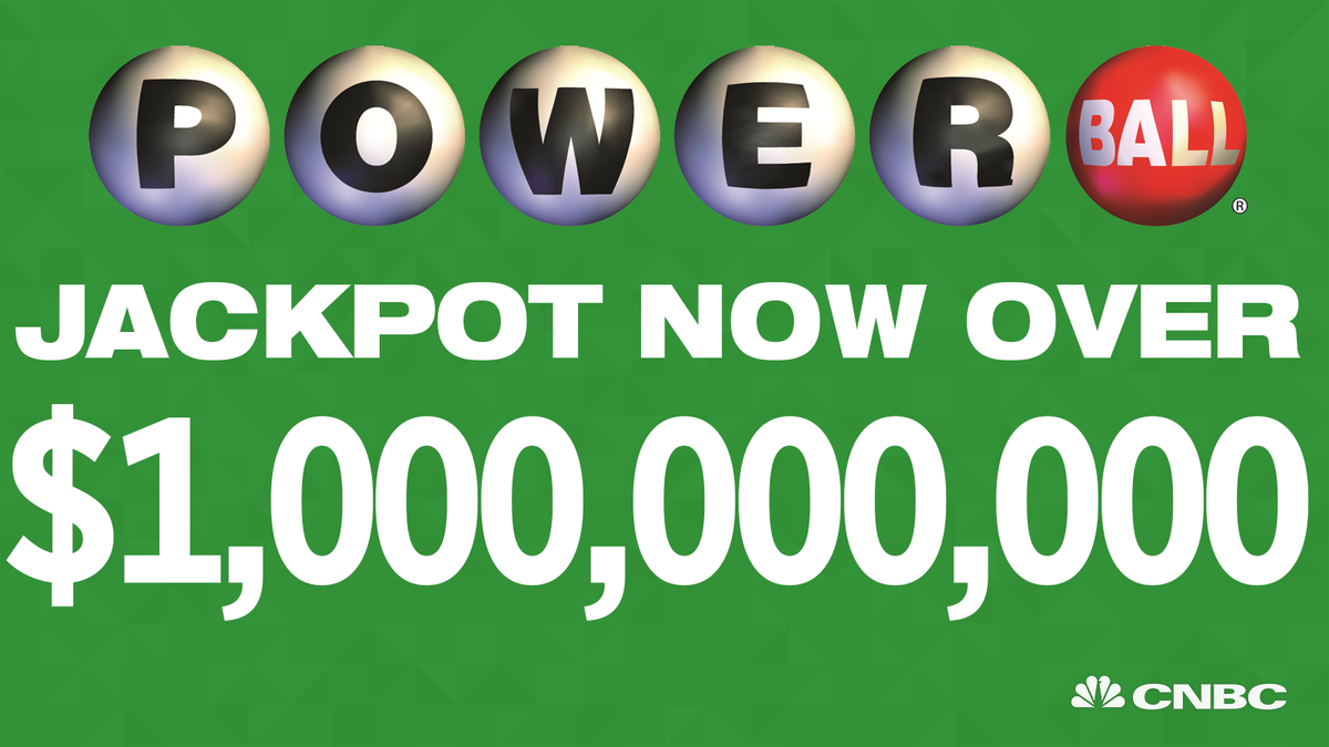 BREAKING: Lottery officials say there were NO winner in tonight's Powerball, jackpot now at record $1,300,000,000
