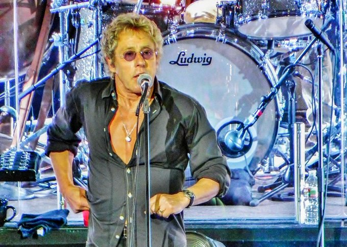 Happy Birthday to Roger Daltrey of !!!