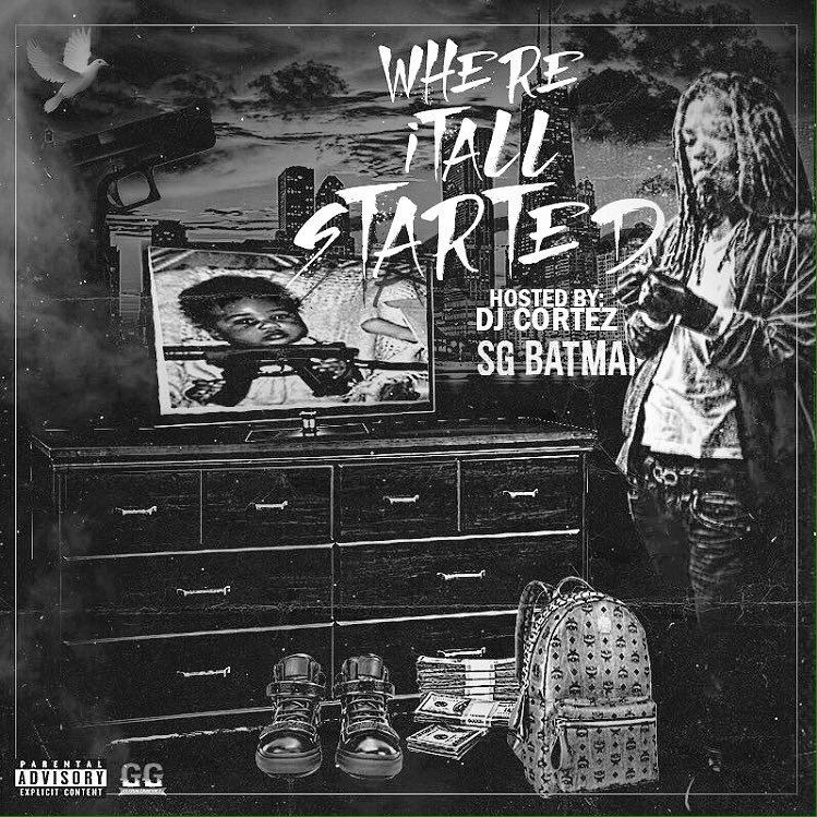 """[Mixtape] @SGBATMAN04 """" Where It All Started """" (Hosted By @TheRealDJCortez ) :: Coming Soon https://t.co/tvABtdpRfi"""