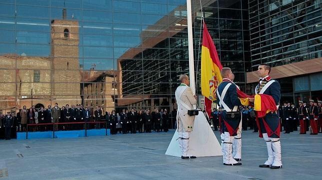 Pongo mi acta de concejal del @AytoAlcorcon al servicio de la Unidad de #España, mi patria . @alcaldesxunidad https://t.co/HApq24TrSo