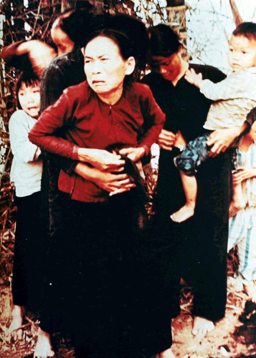 Remember My Lai Massacre! #ClimateChange #Anonymous #WikiLeaks https://t.co/cZJG76MtUD  https://t.co/My52pvKP31