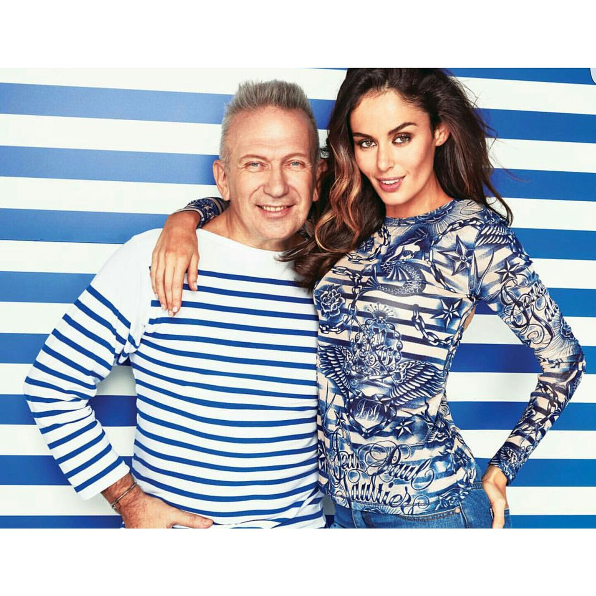 We can't wait - legendary designer @JPGaultier will join #VAMFF on the 'Designer for @Targetaus' Runway ❤✖ https://t.co/QtR01OQGns