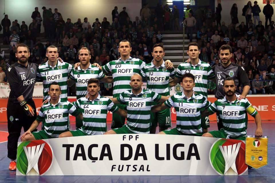 Parabéns à equipa de futsal do Sporting que faz história ao conquistar a primeira Taça da Liga da modalidade https://t.co/oqC0Wv4qbv