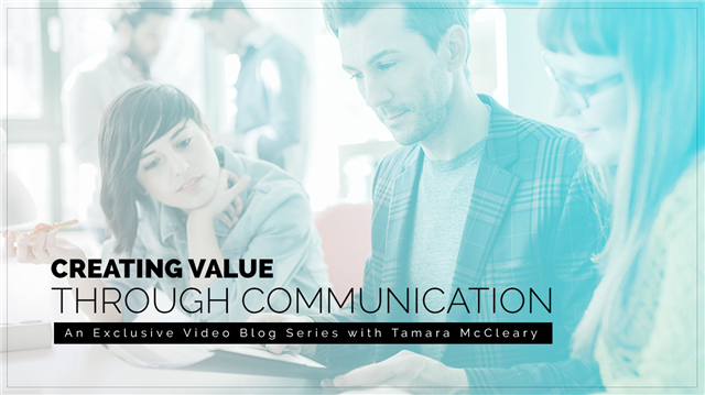 Creating Value Through Communication - @TamaraMcCleary gives great advice. #employeecomms https://t.co/Ol5zxDp9uv https://t.co/cw3VU7cQ6s