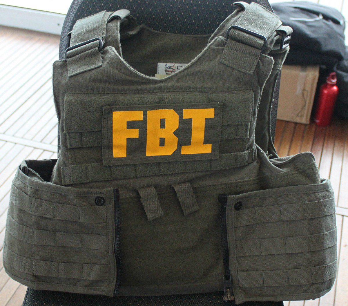 "News24/680 On Twitter: ""#FBI Body Armor And Ammo Stolen"
