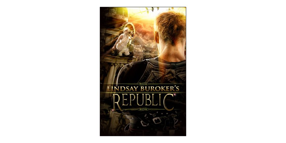 """4.8 out of 5 stars by 213 reviewers for """"Republic"""" by Lindsay Buroker https://t.co/w1LE1nzBLL #kindle https://t.co/SBEQD88UEW"""