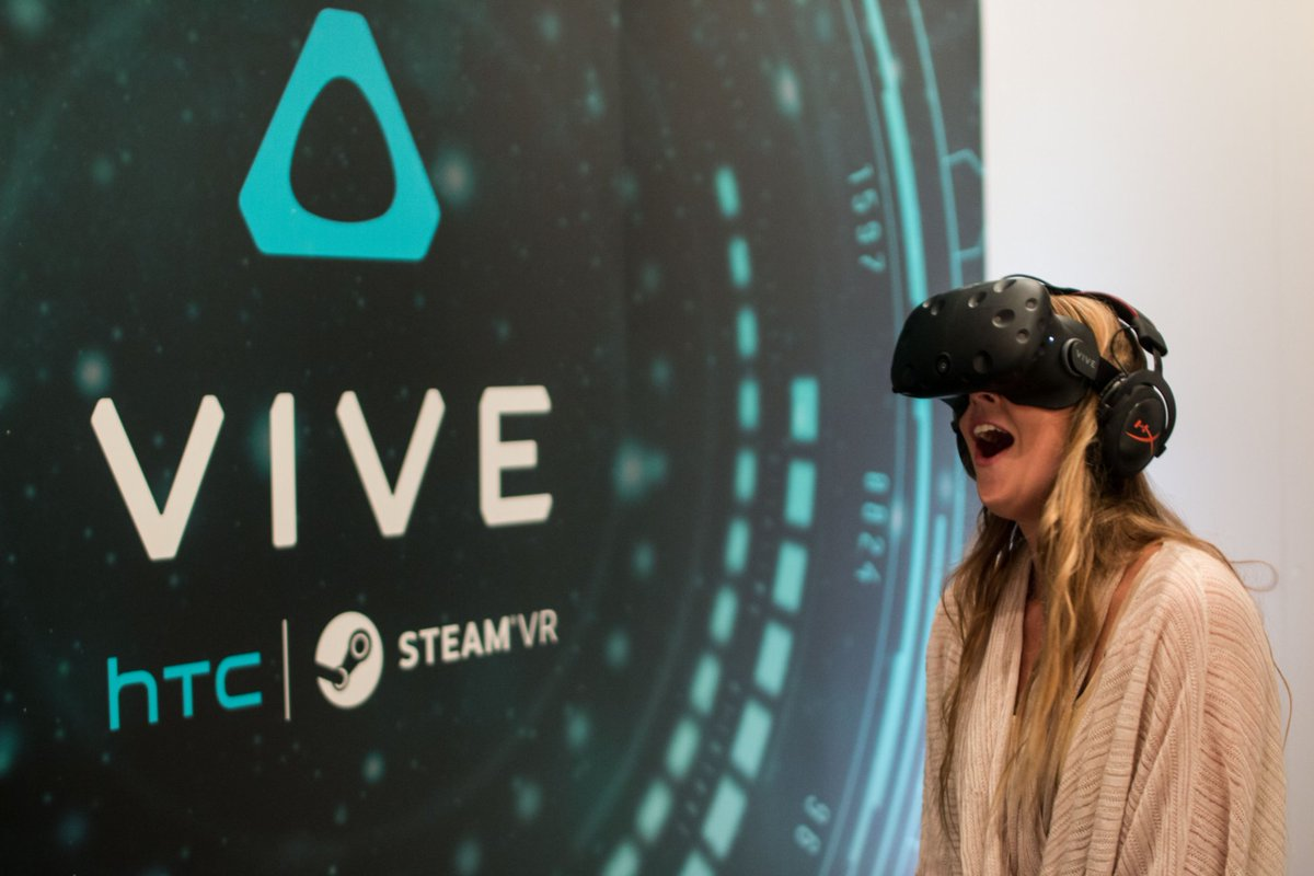HTC Vive's year of uncertainty