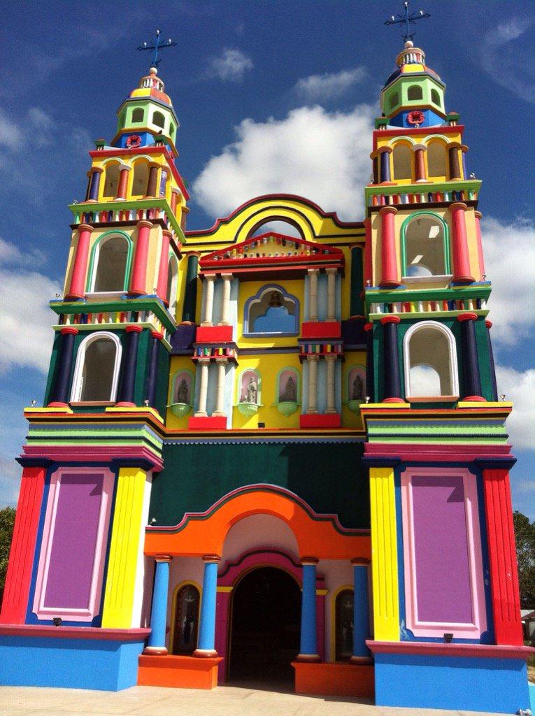 Iglesia del Señor de Tila