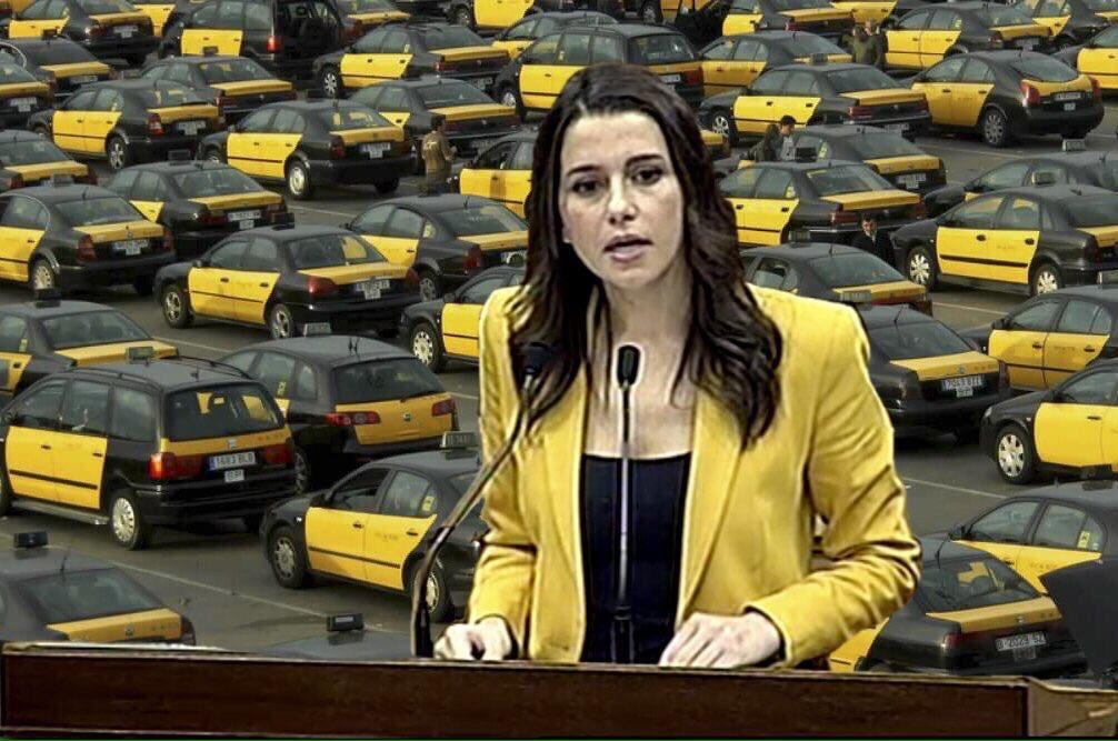 @ericcatalunya @quelcolom la portaveu dels taxistes? https://t.co/5XI7OBIe1E