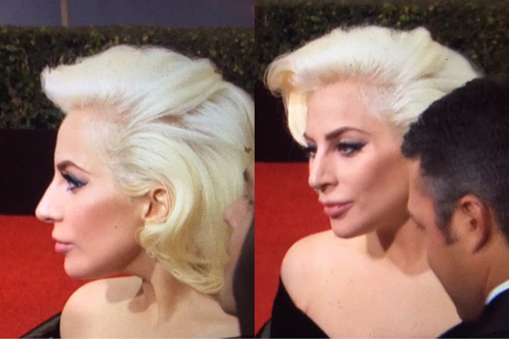 Lady Gaga! #GlobodeOuro #GoldenGlobes<br>http://pic.twitter.com/thSFyfOcHq