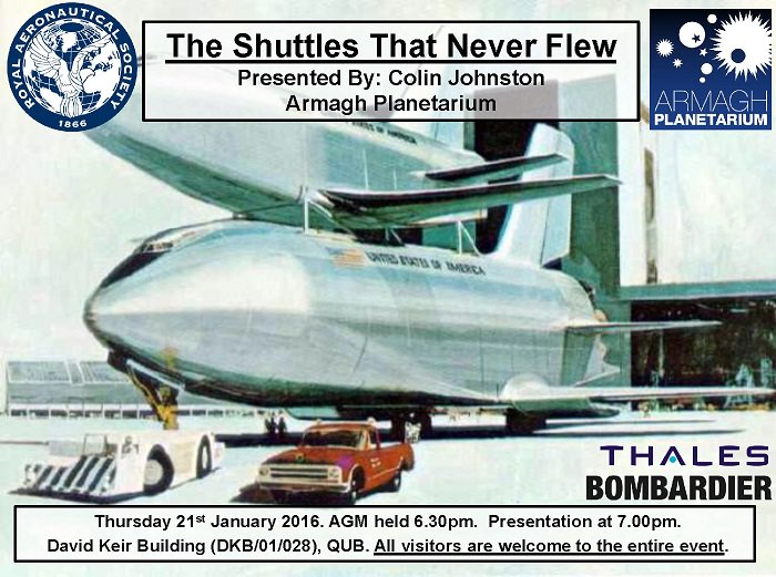 Free public talk at the Belfast branch of @AeroSociety this Thursday. https://t.co/6T0r7npVnc