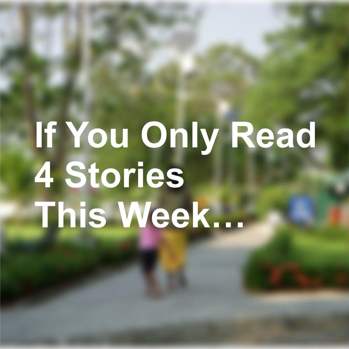 4 Stories weekly