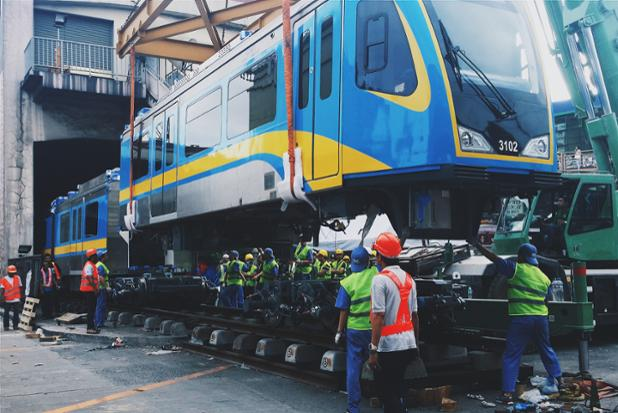 Two of MRT's 48 new train coaches assembled; passengers to have shorter waiting time soon: https://t.co/Pfhd2Yj36v https://t.co/zu4yoc58CW