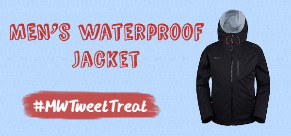 Keep dry this #winter! RT & Follow to #WIN! https://t.co/lqNZDBeS8Z #MWTweetTreat https://t.co/CHyRnHtO4M