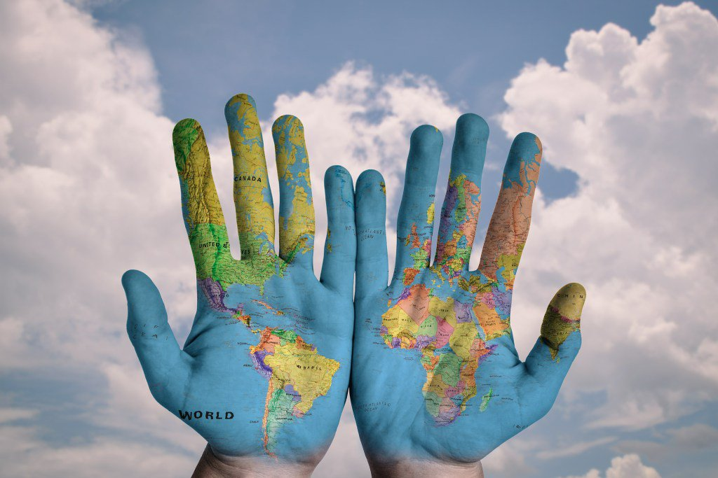 Global education is in your hands