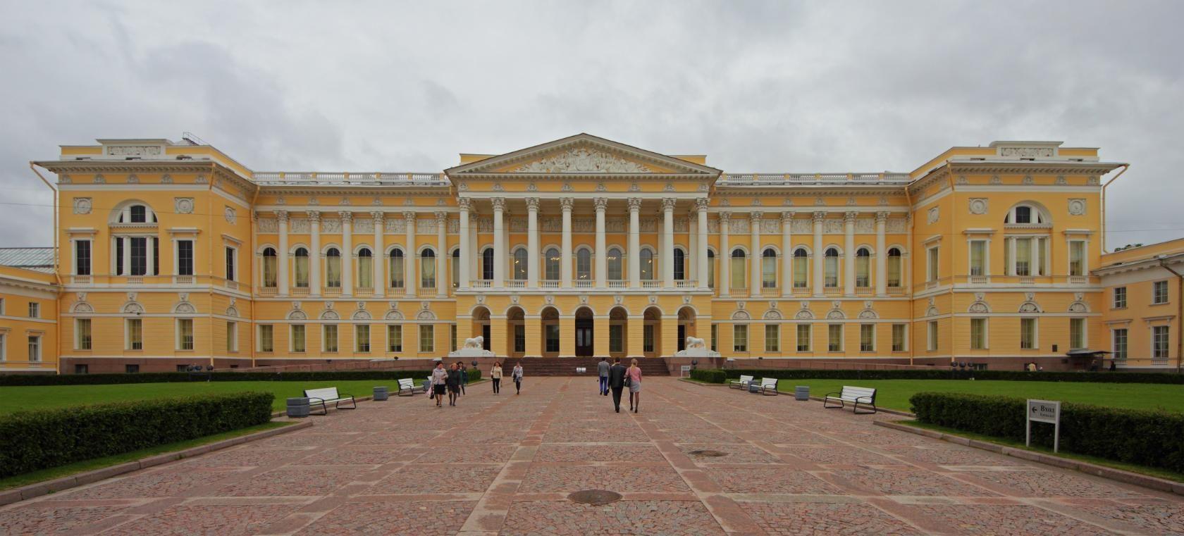 просто день фото михайловского дворца должен