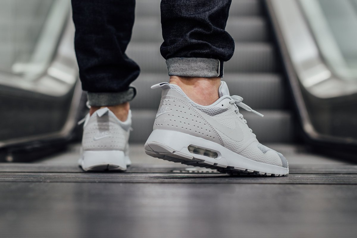 Nike Air Max Tavas Pure Platinum Neutral Grey