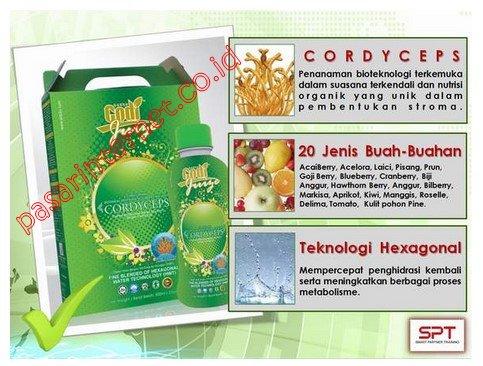 Cordy Juice