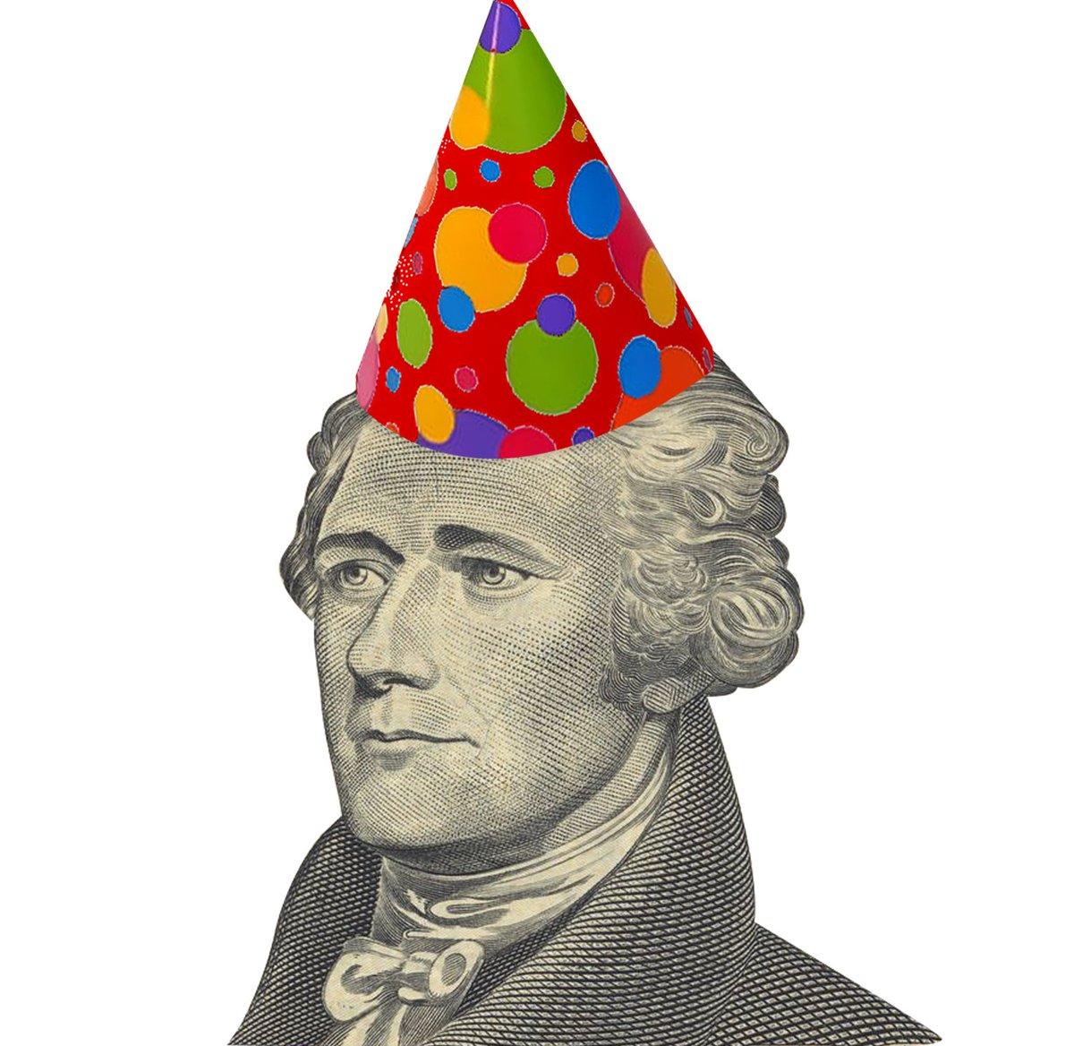 "Alexander Hamilton On Twitter: ""Happy Birthday Alexander"