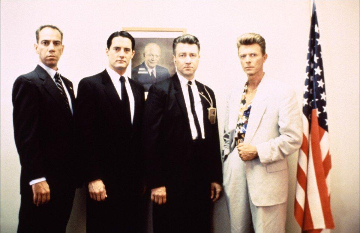 """Souvenir : David Bowie avait participé au film-prequel """"Twin Peaks: Fire Walk With Me"""" en 1992. https://t.co/vYXrRbuIbG"""
