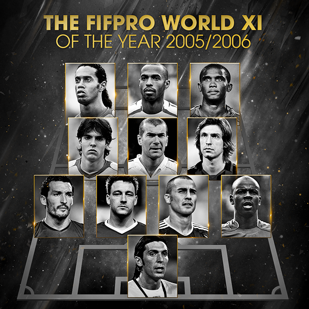productions fifpro world xi - photo #45