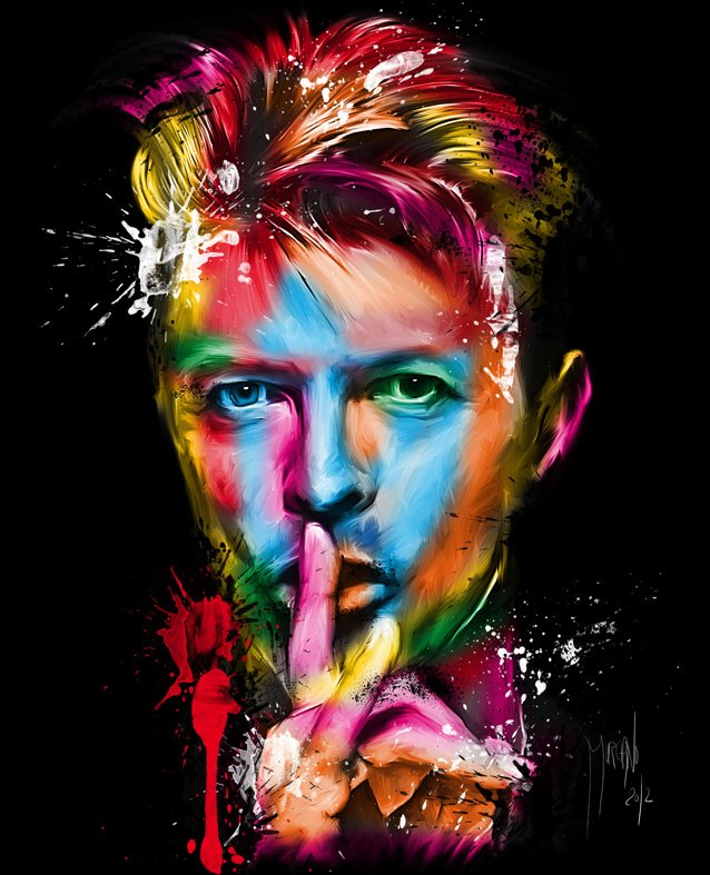 RIP to a true icon in the music industry, #DavidBowie https://t.co/TDOaUS8mUU