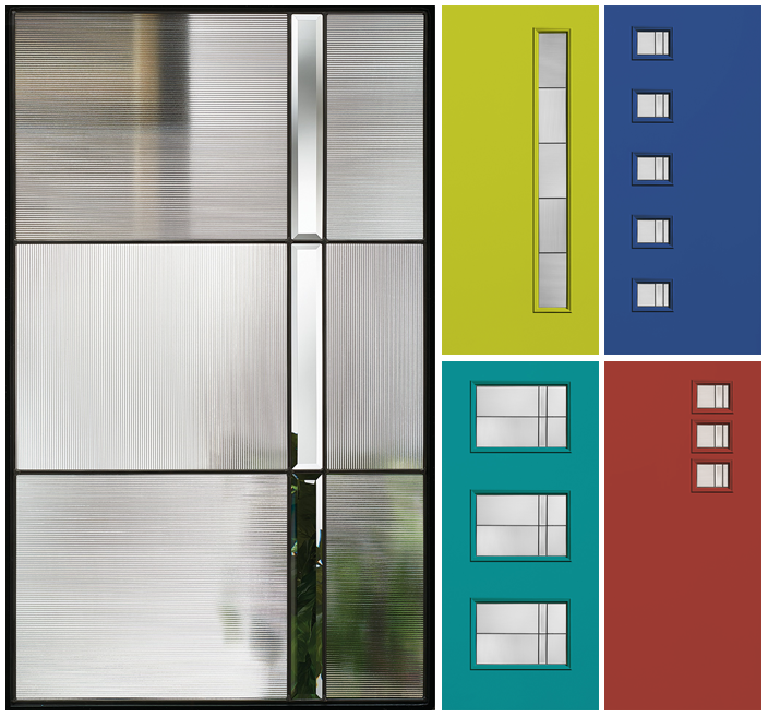 Therma tru doors on twitter modernmonday axis glass for Therma tru pulse
