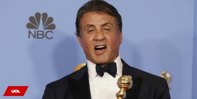 Sylvester Stallone vence #GlobodeOuro ao voltar a viver Rocky Balboa   http:// bit.ly/1nd7G1Y  &nbsp;  <br>http://pic.twitter.com/Dm4WDKGAvb