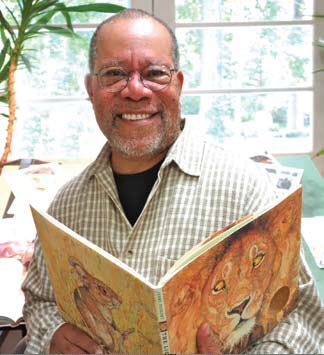 Waahoo! Congrats to JERRY PINKNEY, CSK Virginia Hamilton Lifetime Achievement award winner