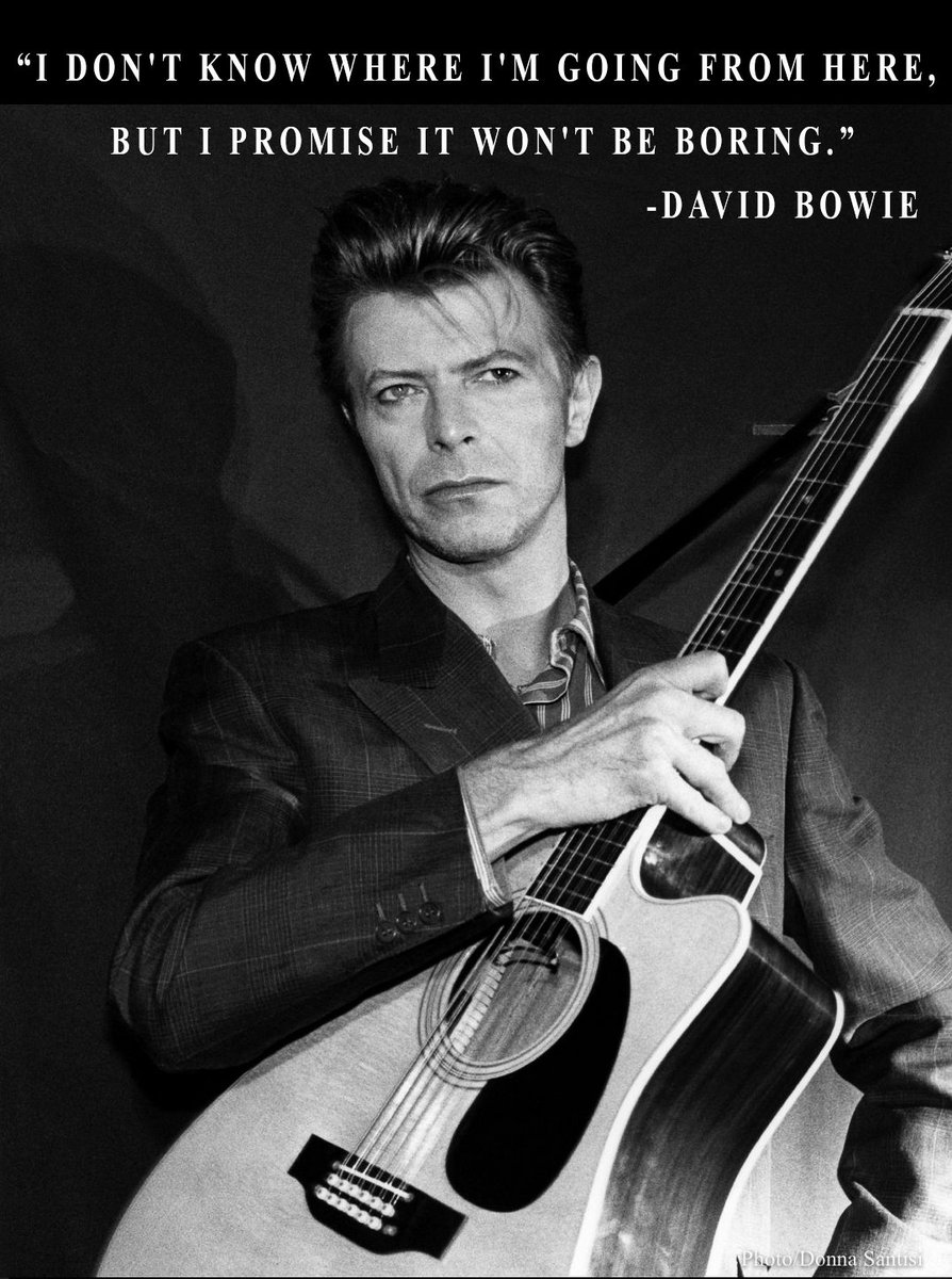 David Bowie was an innovator and a pioneer. We are so sad to see him go.  He will be remembered! #RIPDavidBowie https://t.co/zrQJaGXdf8