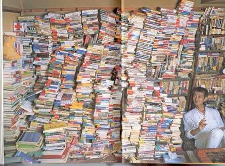 【画像】東大教授の本棚がヤバいwwwwwwwwww - 無題のドキュメント https://t.co/2LAgEiMEG9  内藤陳の本棚を知ってると全くヤバいなんて思わないんだよな… https://t.co/wqIMCzsJiK