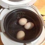 みんな聞いてくれ!温泉卵が確実に作れる方法があるらしいぞ!