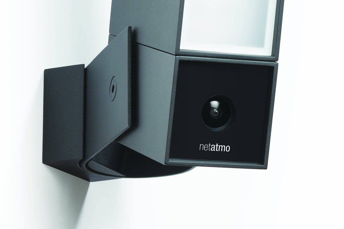 presence netatmo installation