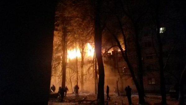 """Произошел взрыв в мариупольской """"многоэтажке"""", двое пострадавших, - Нацполиция - Цензор.НЕТ 2292"""