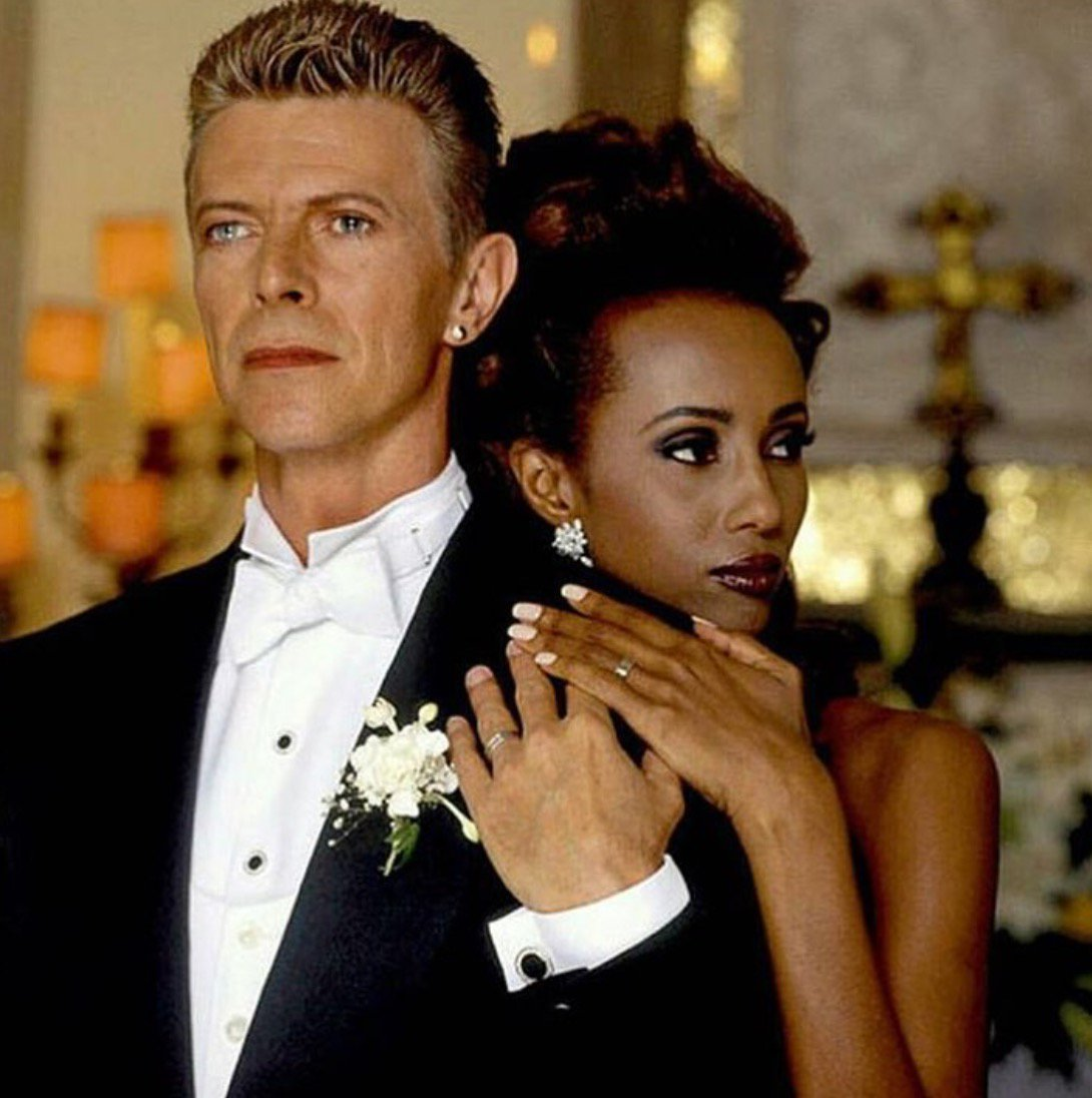 My condolences to @The_Real_IMAN, the wife of #DavidBowie and their children. https://t.co/3QDe6B2MgI