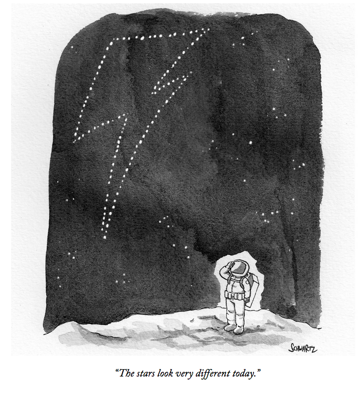 Remembering David Bowie, in this cartoon by @BentSchwartz: https://t.co/1t3dA6EDoT https://t.co/p8B3tTeavj