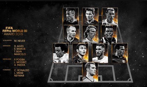FIFA FIFPro XI