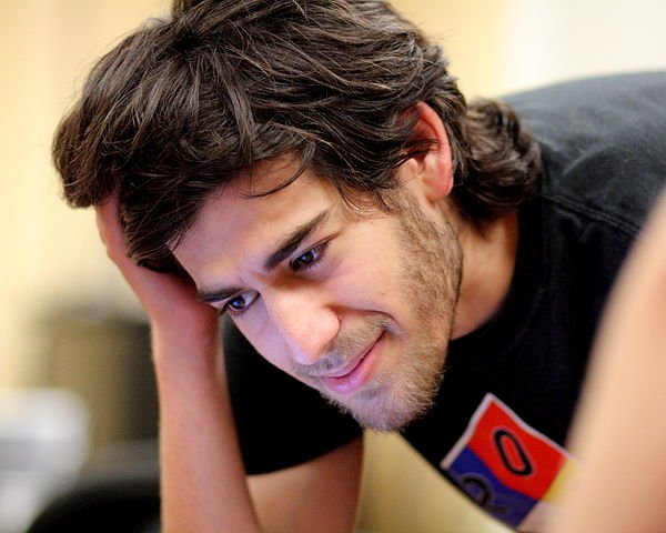 Aaron Swartz has been gone 3 years now. He is forever an inspiration to those working to free culture. https://t.co/j6O36tS832