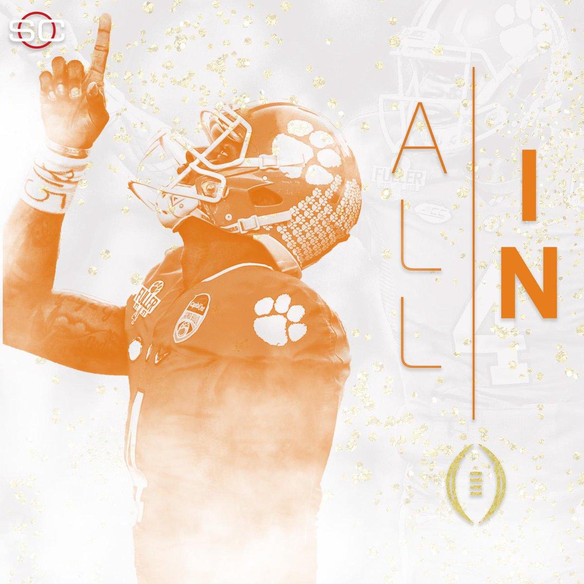 RT if you're picking Clemson to win the National Championship! #CFPVote