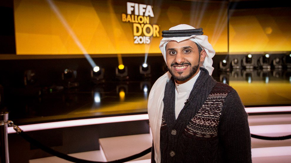 The best FIFA gamer on the planet hung out with Leo Messi & Cristiano Ronaldo at the Ballon dOr